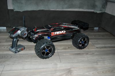 Traxxas E Revo Mamba Monster Spektrum Dx3s 5941931274 Oficjalne Archiwum Allegro