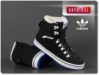 Buty damskie Adidas Honey Hill M20761 #Ocieplane