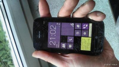 Nokia Lumia 610 Zbita Ale 100 Sprawna Bcm 6812440211 Oficjalne Archiwum Allegro