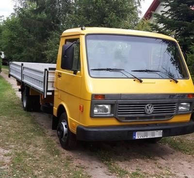 volkswagen lt 40 2 4turbo diesel dmc 3 5 t igŁa 7032565970