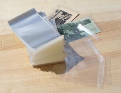 Folia na banknoty 100 X 218 ( 128 sztuk)-250 gram