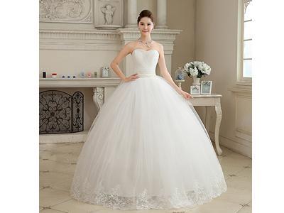 Sukienka Suknia ślubna Księżniczka Koronka 5895237039 Oficjalne
