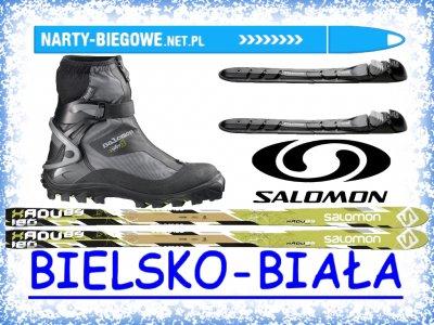 ZESTAW BACKCOUNTRY SALOMON X ADV 89 + Buty X ADV 8