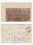 Olsztyn, Allenstein, żołnierze 1915r. zdjęcie, -32