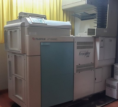 Minilab Fuji FRONTIER 350 LP 1500SC Fujifilm
