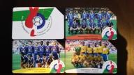 Karty telefoniczne drużyny piłkarskie