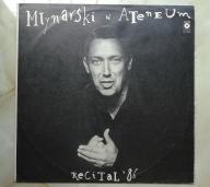 Wojciech Młynarski w Ateneum Recital 1st Ed. EX+