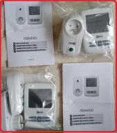 Watomierz (set) EMOS FHT-9998 Pomiar energi i ceny