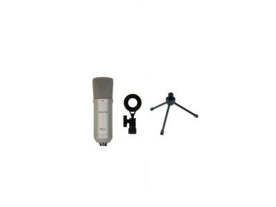 Mikrofon Pojemnościowy NOVOX NC-1 - USB + STATYW