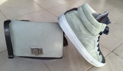 348b9e8b70c27 Buty sneakersy ESCADA + torebka ESCADA - 6185095744 - oficjalne ...