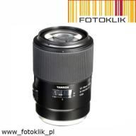 Tamron 90mm F/2.8 MACRO 1:1 USD Sony new + filtr