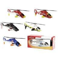 MAJORETTE 2053170 Helikopter z dżwiękiem