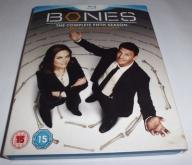 BONES (Kości) - Sezon 5 /Blu Ray/