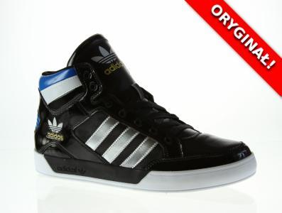 Buty męskie Adidas Hard Court G45741 r.42 Czarne