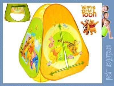 Disney Namiot kryjówka Kubuś Puchatek PLN W211