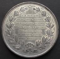 Stary Medal 1883 sygnowany duży (523)