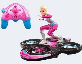 Barbie Gwiezdna Przygoda Lalka Latajaca Dlv45 6672891296 Oficjalne Archiwum Allegro