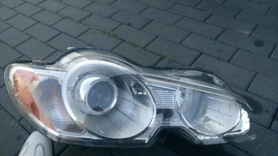 LAMPA PRAWA  BI-XENON JAGUAR XF - 8X23 13W029KB