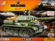 COBI Czołg T-34/85 World of Tanks (3005)