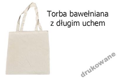 efb87412b315 EKO bawełniana TORBA torby na zakupy ekologiczna - 5604418129 ...