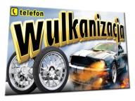BANERY PROJEKT GRATIS reklama szyld wizytówki auto