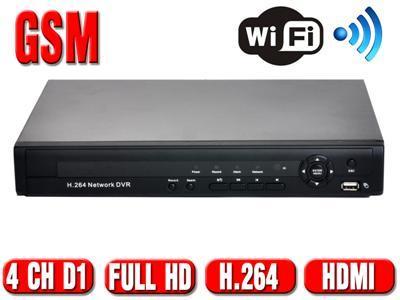 Rejestrator HYBRYDOWY nagrywarka 960H IP HDMI 4CH