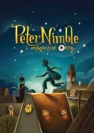 PETER NIMBLE I MAGICZNE OCZY, JONATHAN AUXIER
