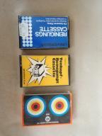 kasety czyszczące nie BASF AGFA TDK ale rzadkie