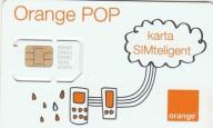 Orange POP - 1 D - GSM SIM