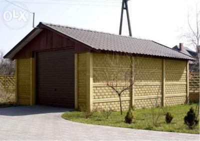 Garaże Garaż Betonowy Ogrodzenia Betonowe 5694322739 Oficjalne