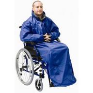 Płaszcz p / deszczowy wózek inwalidzki oryginał