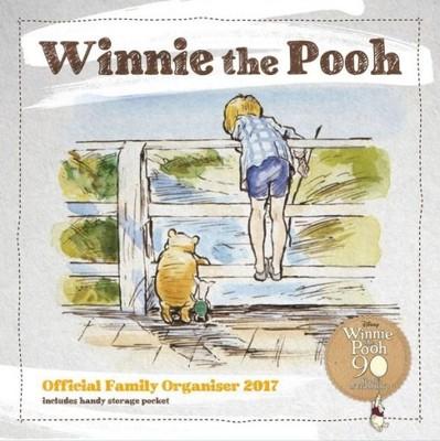 Kubuś Puchatek Winnie The Pooh - kalendarz 2017