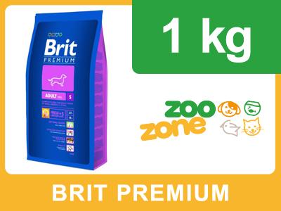 BRIT PREMIUM Adult S (Small) 1kg