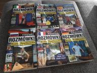 Sprzedam komplet rozmówek Beaty Pawlikowskiej