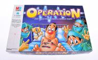 5967-22 ...MB GAMES... m#d OPERATION GRA OPERACJE