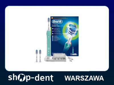 ORAL-B D20 TRIZONE 3000 SZCZOTECZKA ELEKTRYCZNA - 4514683143 ... ad9f77511fa6