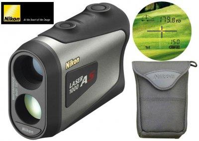 NIKON  Laser 1000A S Dalmierz laserowy
