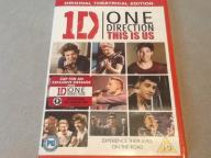 One Direction This Is Us DVD NM
