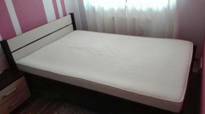 łóżko Z Materacem Bodzio Meble 6376615104 Oficjalne