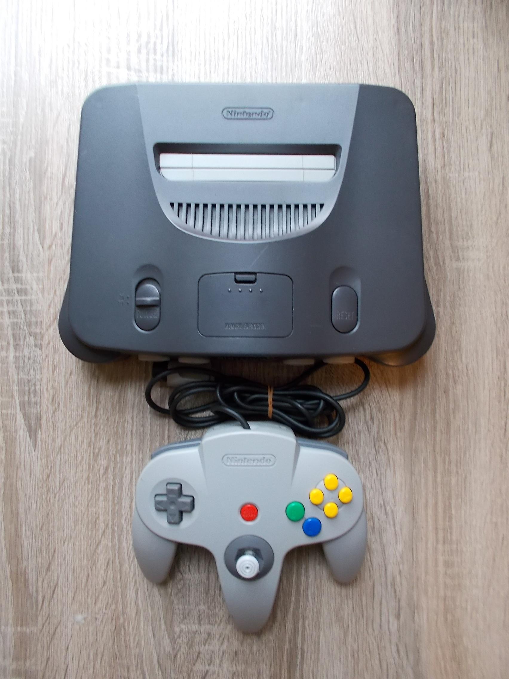 NINTENDO 64 NTSC-J