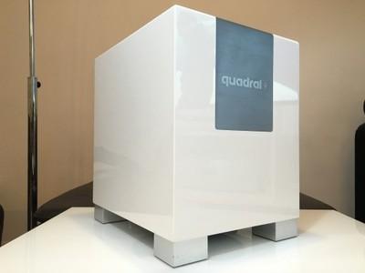 hi end quadral qube 10 200w bia y po ysk jedyny. Black Bedroom Furniture Sets. Home Design Ideas