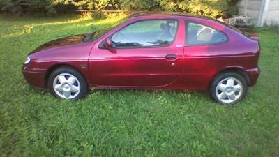 Renault Megane Coupe 1 9dti 6925621119 Oficjalne Archiwum Allegro