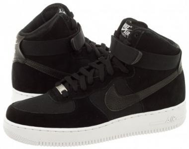 online retailer 24039 963c4 Buty Sportowe Nike Air Force 1 High `07 Czarne 44