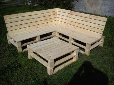 Meble Ogrodowe Balkonowe Tarasowe Jak Z Palet Drew