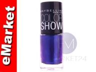 Maybelline COLOR SHOW LAKIER DO PAZNOKCI - 905