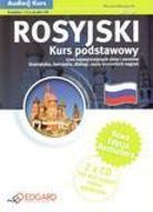 ROSYJSKI - KURS PODSTAWOWY A1-A2 + 2CD EDGARD