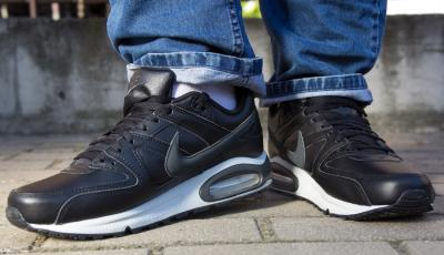 NIKE AIR MAX COMMAND LEATHER 749760 001 44 12
