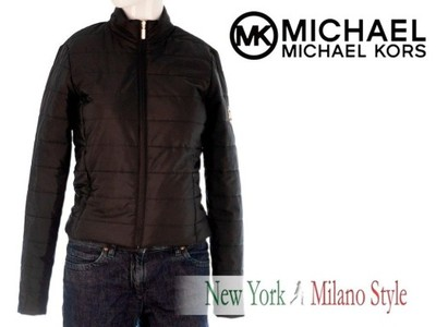 8819e81af1a1b MICHAEL KORS pikowana kurtka z logo XS/S - 6704696813 - oficjalne ...