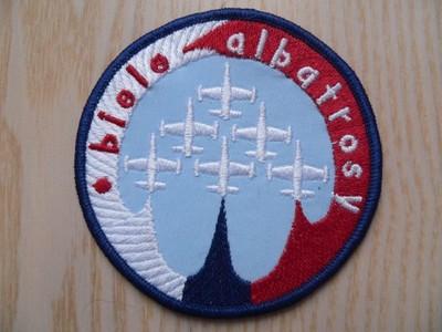 Naszywka L-39 Biele Albatrosy, Słowacja