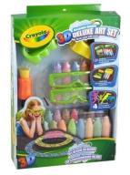 Crayola Zestaw deluxe kreda 3D